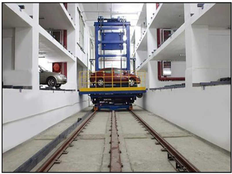 Stacker Parking System
