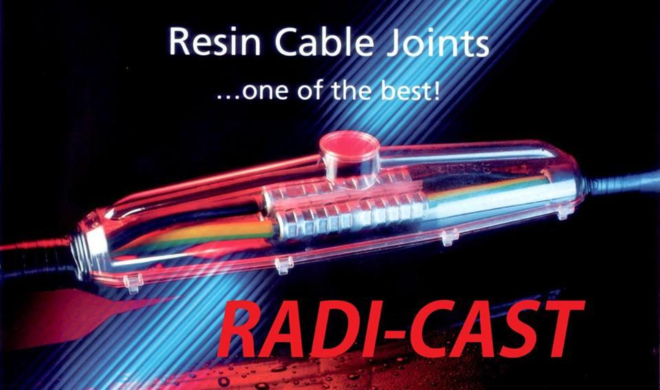 Cable Jointing Supplies : Radiform rcgt a sj cable joint kabac accessori