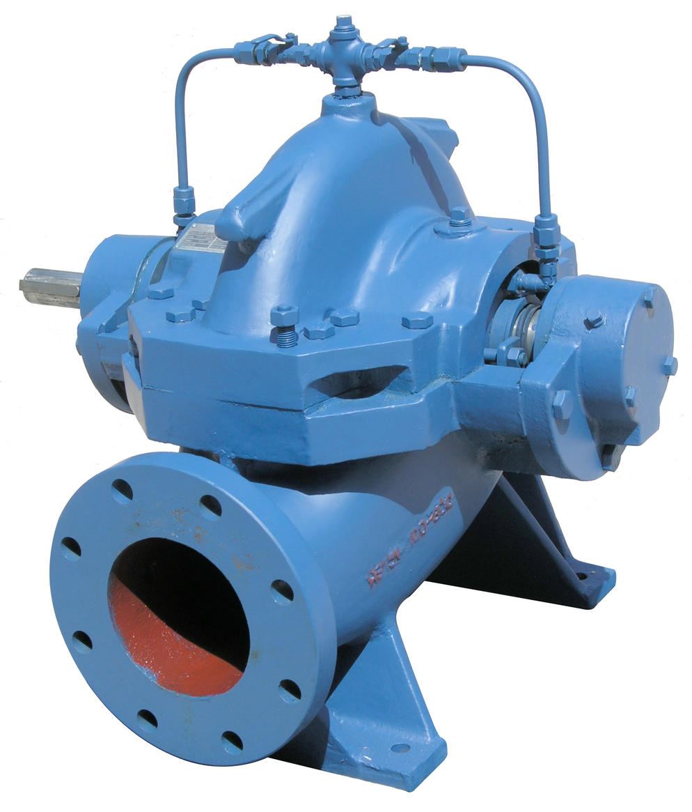 Single Stage Double Suction Split Casing Pump