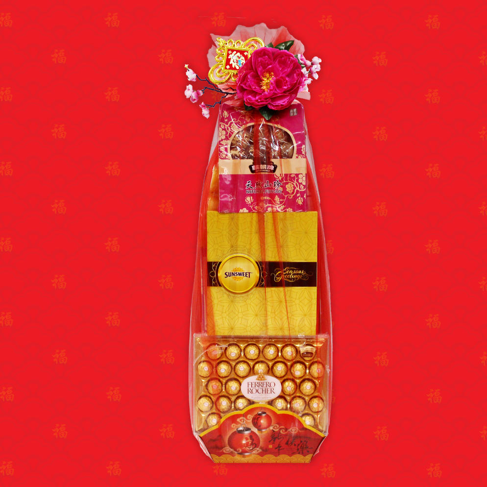 CNY Hamper Good Health and Happiness