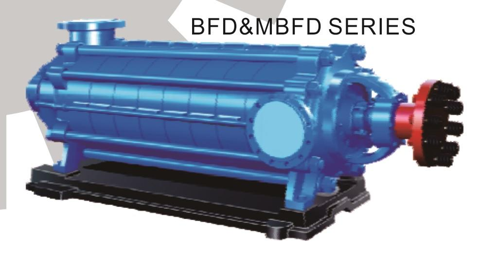 Horizontal Multi-Stage Pump BFD&MBFD Series