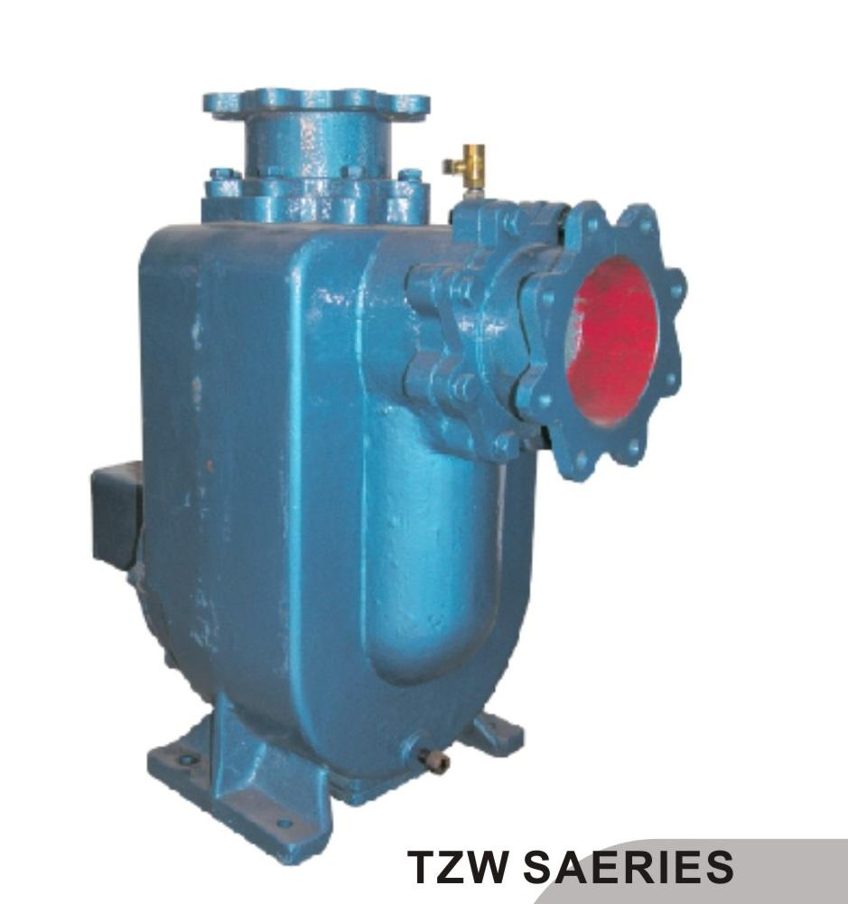 Self - Priming Sewage Pump TZW Series