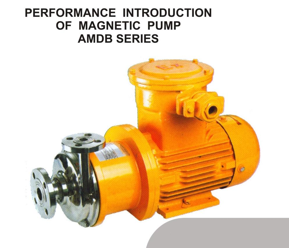Magnetic Pump AMDB Series