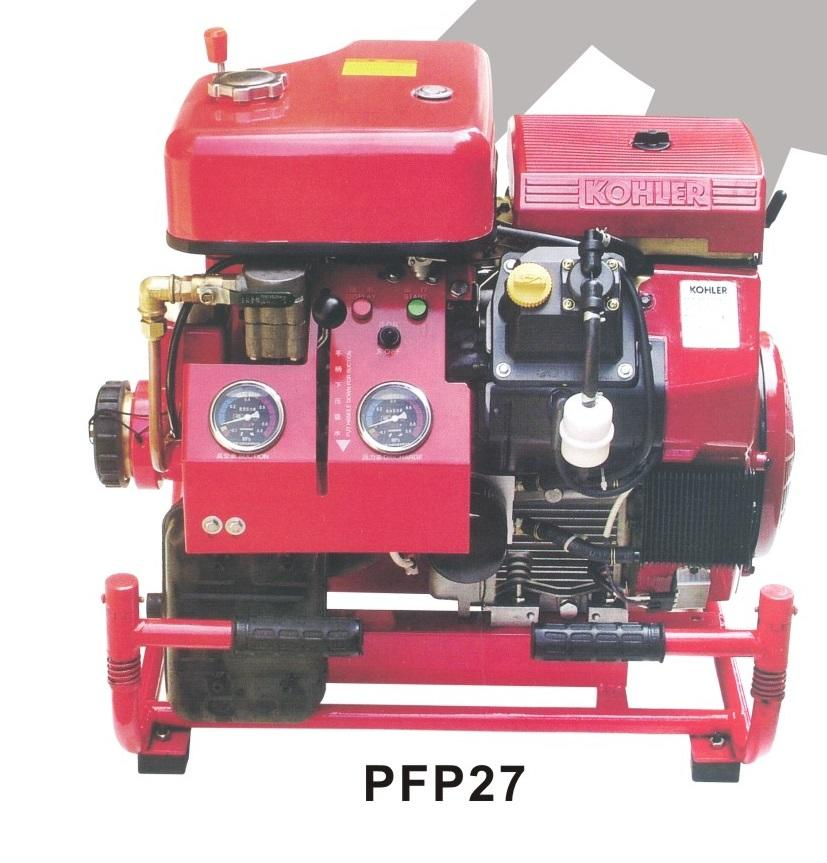 Portable Fire Fighting Pump Set