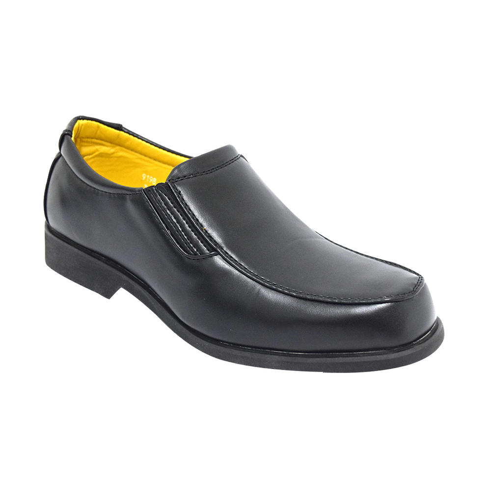 NEWMEN - Men Executive Shoe (MS A9198) Black