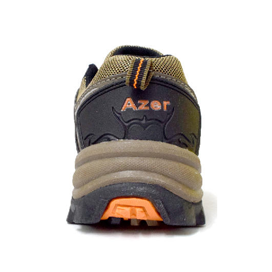 AZER – Men Hiking Shoe (S 955) Brown