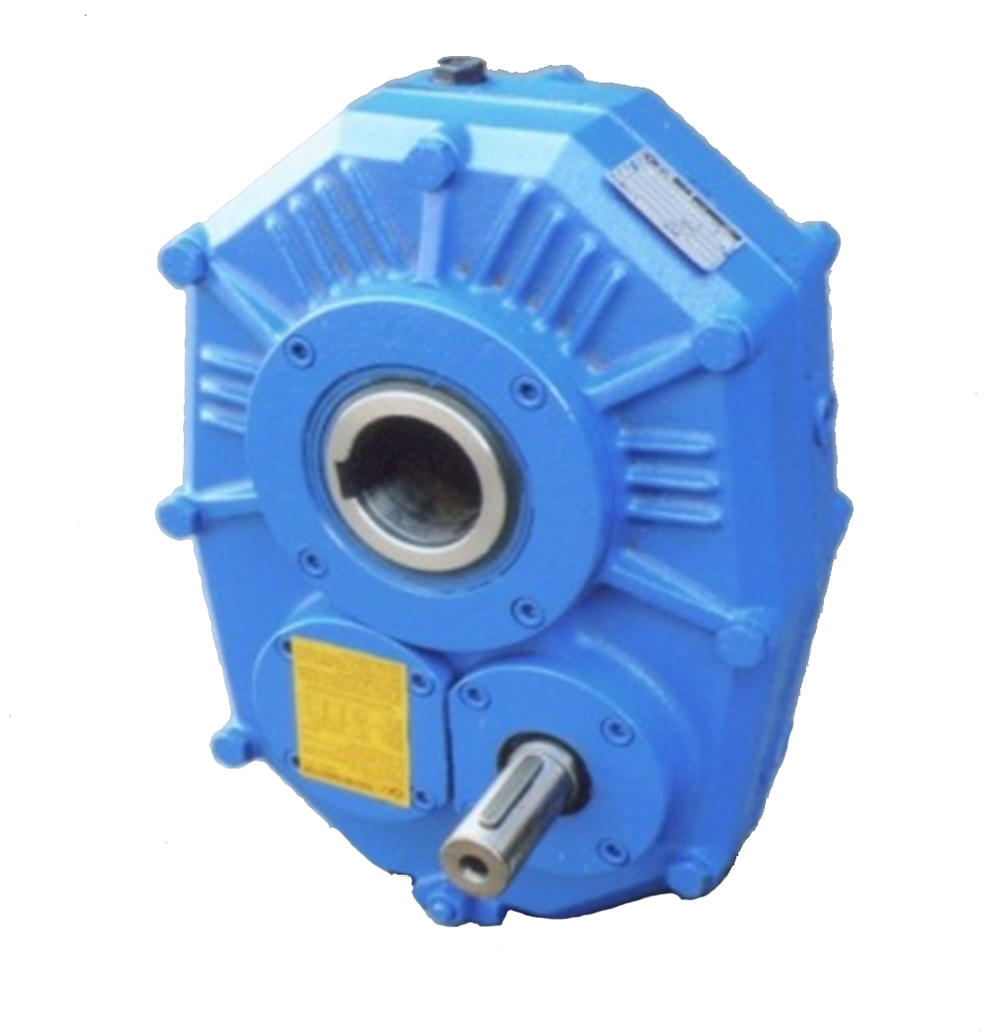 Rossi shaft mounted gear reducers cat p penang