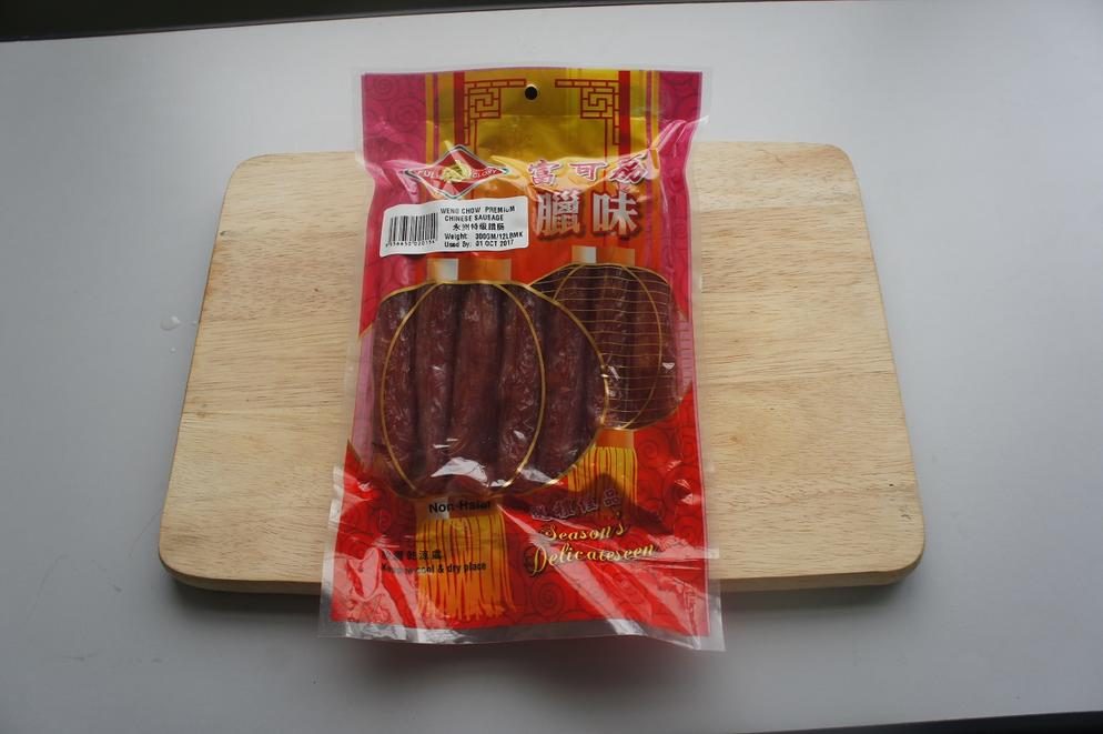 Weng Chow Premium Chinese Sausage ( Wax ) 永洲特级腊肠