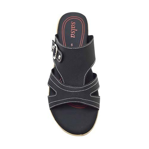 Salsa - Lady Comfort Shoe (47-6556 BK) Black