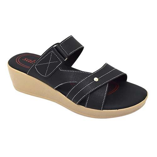 Salsa - Lady Comfort Shoe (47-6557 BK) Black