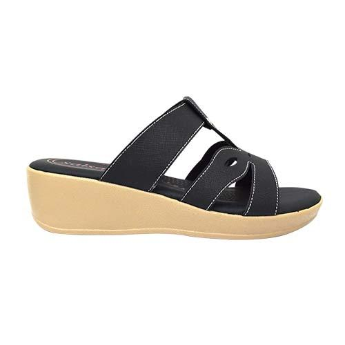 Salsa - Lady Comfort Shoe (47-6562 BK) Black