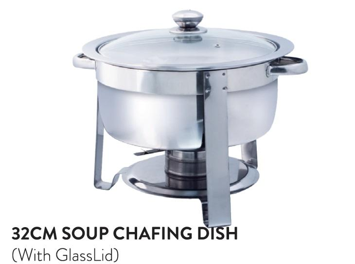 32CM Soup Chafing Dish