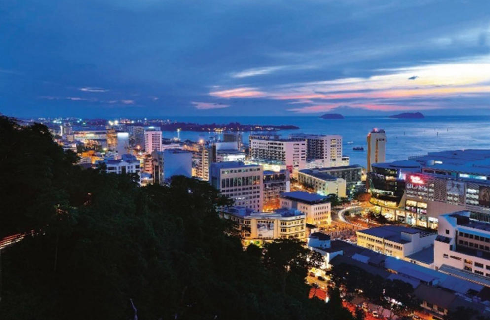 KOTA KINABALU BY NIGHT TOUR
