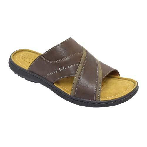 NEWMEN - Men Comfort Sandal (MA 1263-BN) Brown