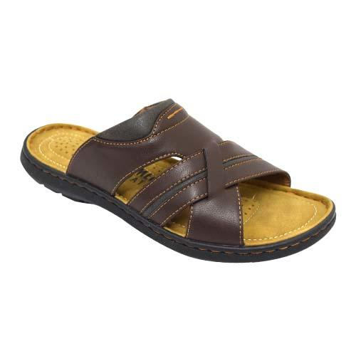 NEWMEN - Men Comfort Sandal (MA 1264-BN) Brown