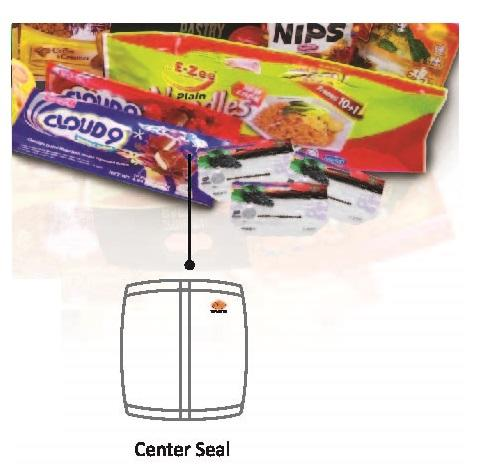 Center Seal Bag