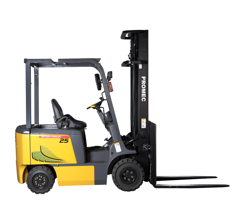 PROMEC Forklift Battery 1.5 - 3.5 Ton