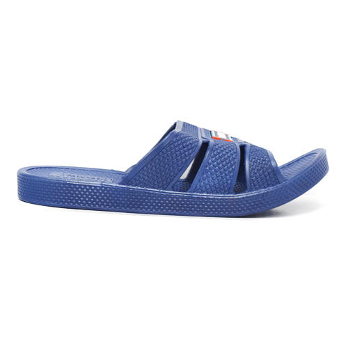 Men PVC Slipper (P 217-B) Blue