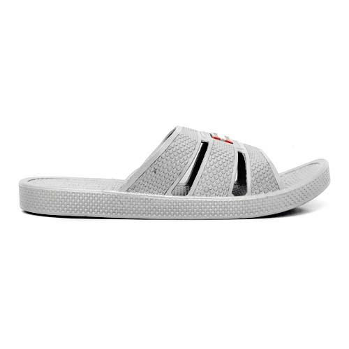 MEN PVC SLIPPER ( P 217-GY) GREY