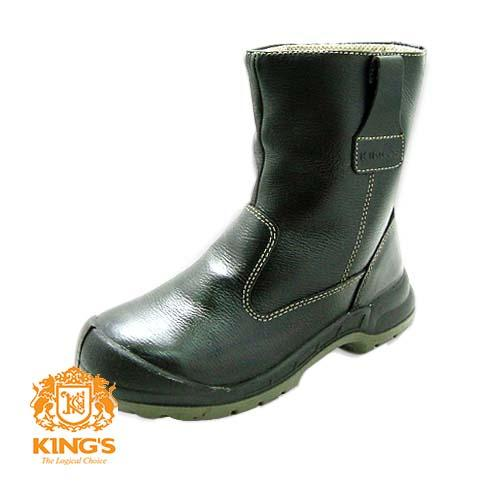 KING'S - Safety Shoe (KWD 805) BLACK