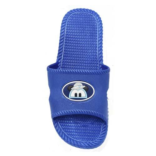 PVC Women Slipper (P 1619-B) Blue