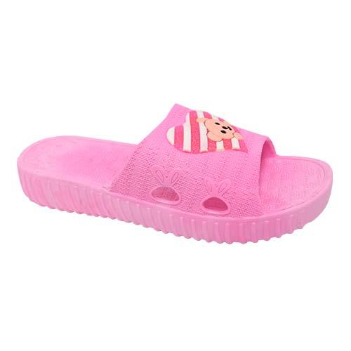 PVC Women Slipper (P 1718-P) Pink