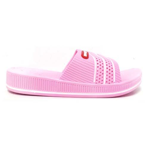 PVC Women Slipper (P 1733-P) Pink