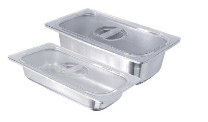 1/3 Size Foodpan (with AS Cover)