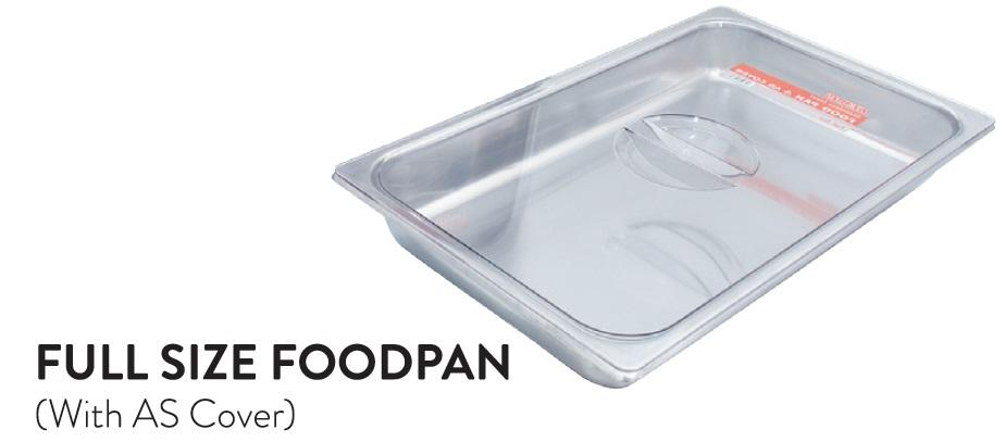 Full Size Foodpan (with AS Cover)