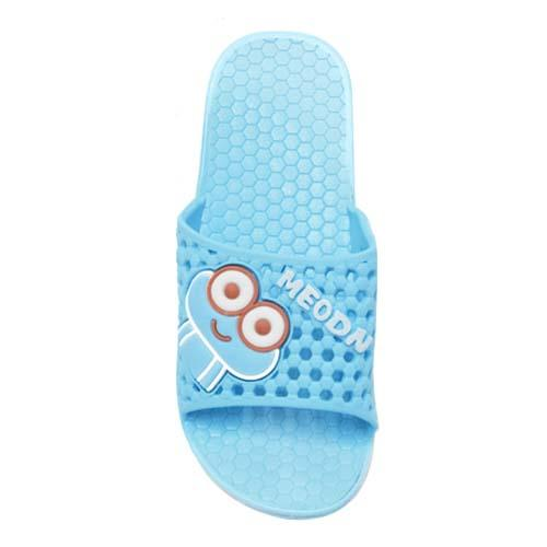 PVC Women Slipper (P 1736-B) Blue