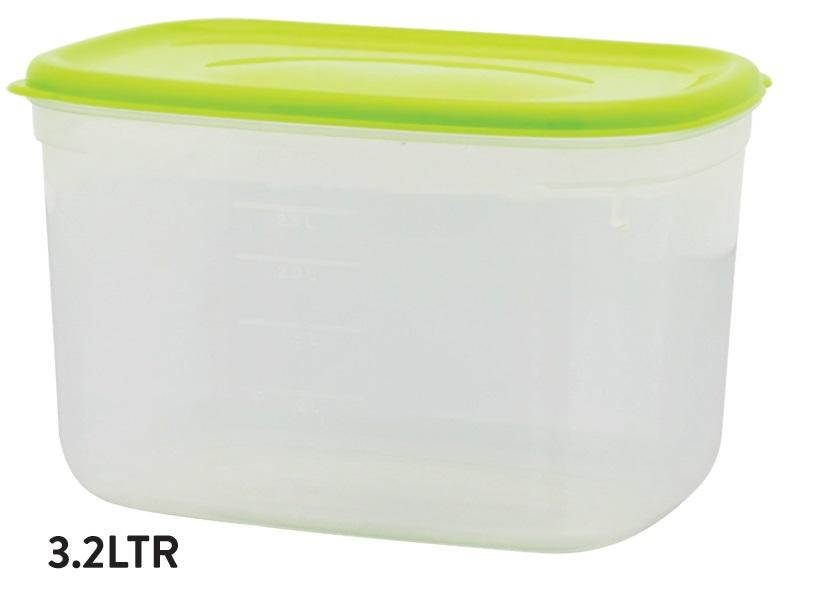 Fresh Air Tight Food Container 3.2LTR