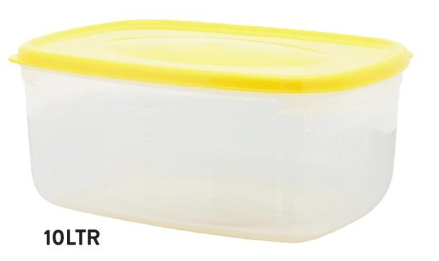 Fresh Air Tight Food Container 10LTR