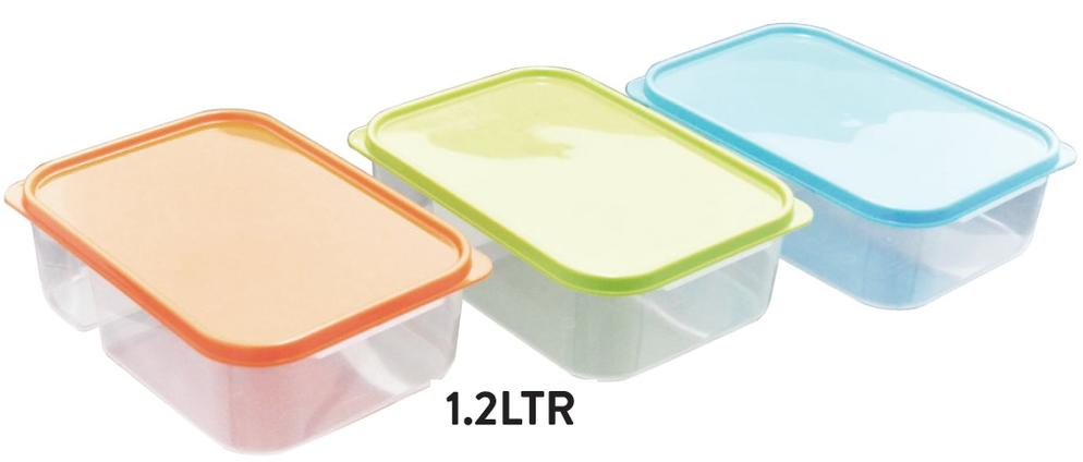 Fresh Air Tight Food Container 1.2LTR