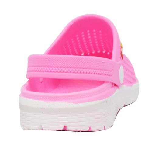 PVC Women Slipper (P 2580-P) Pink