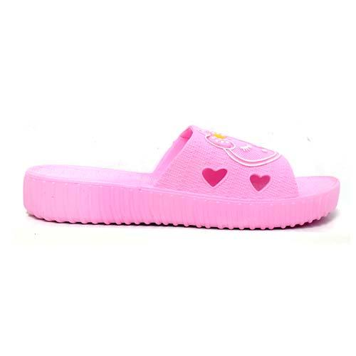PVC Women Slipper (P 7218-P) Pink