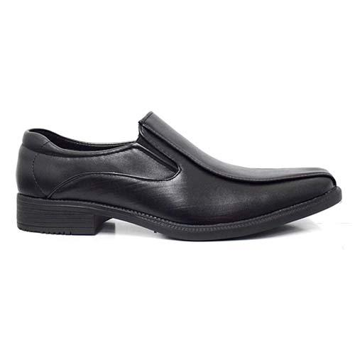 NEWMEN - Men Executive Shoe (MS 8096-BK) Black