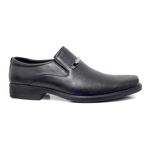 NEWMEN - Men Executive Shoe (MS 8100-BK) Black
