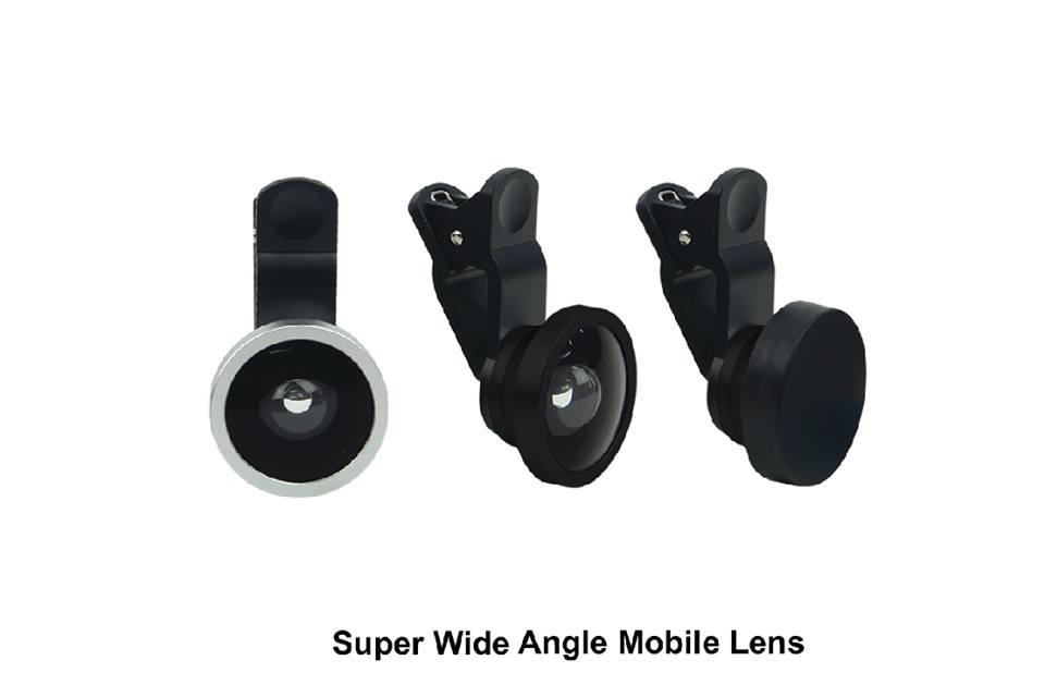 Super Wide Angle Mobile Lens
