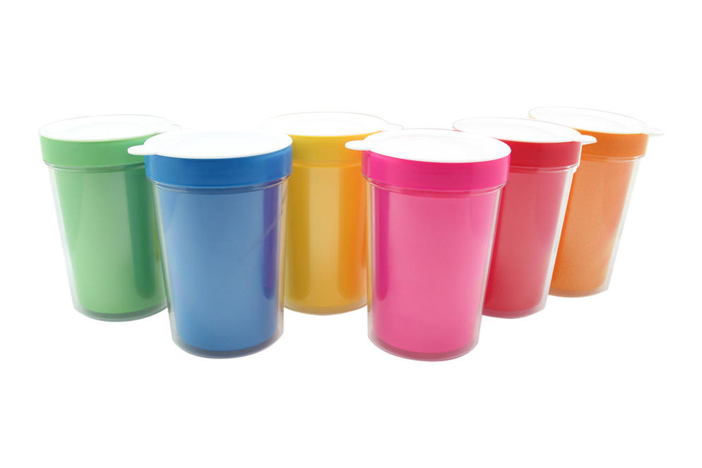 M19 U Mug - Double Wall Plastic with Lid