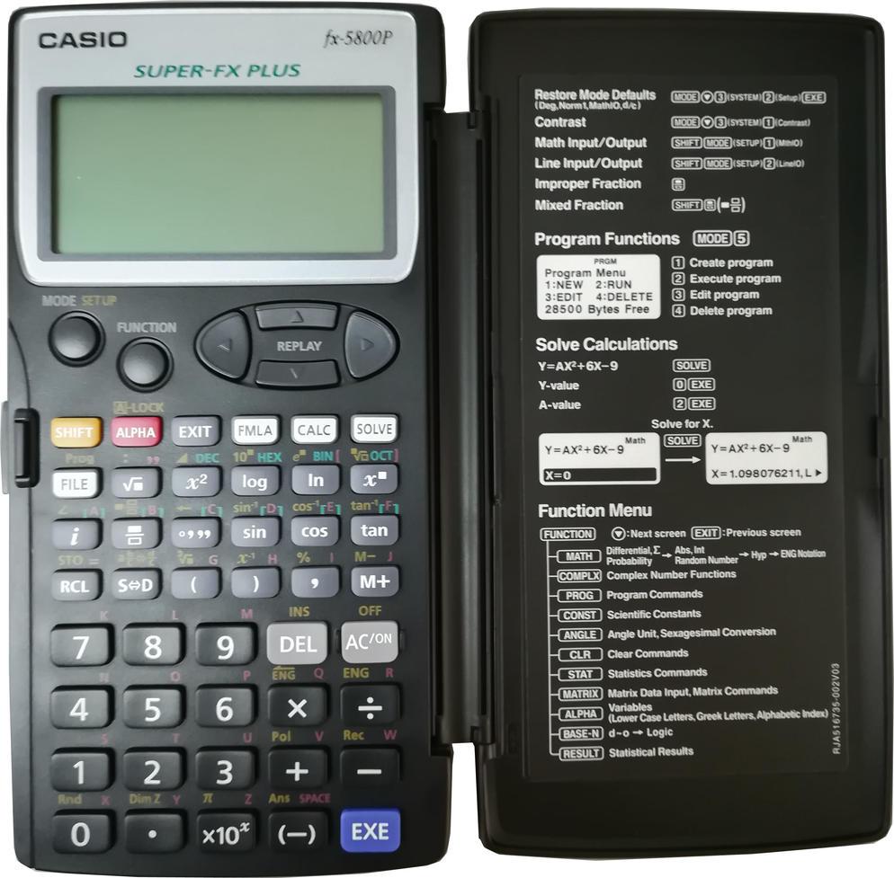 [Image: 400026-Casio_FX-5800P?1503478559]