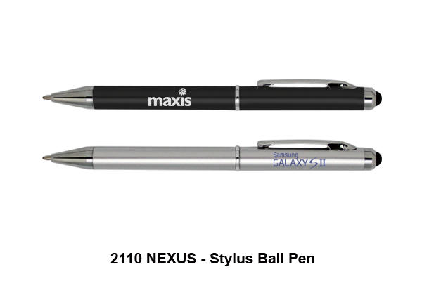 2110 NEXUS - Stylus Ball Pen