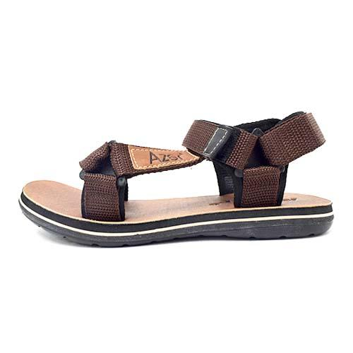 Azer - Men PP Tape Sandal (B 7070) Brown