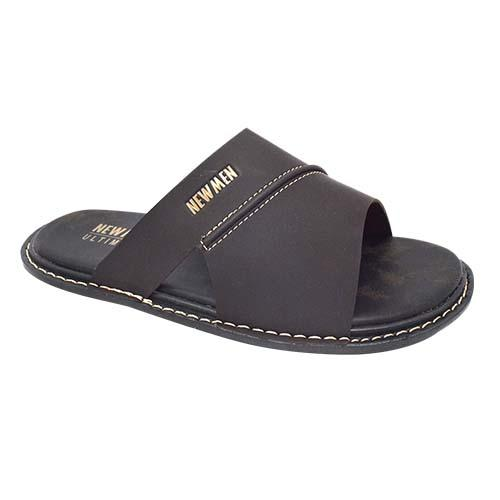 NEWMEN - Men Comfort Sandal (MA 531) Brown