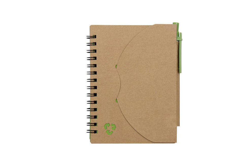 S68  Eco Notebook