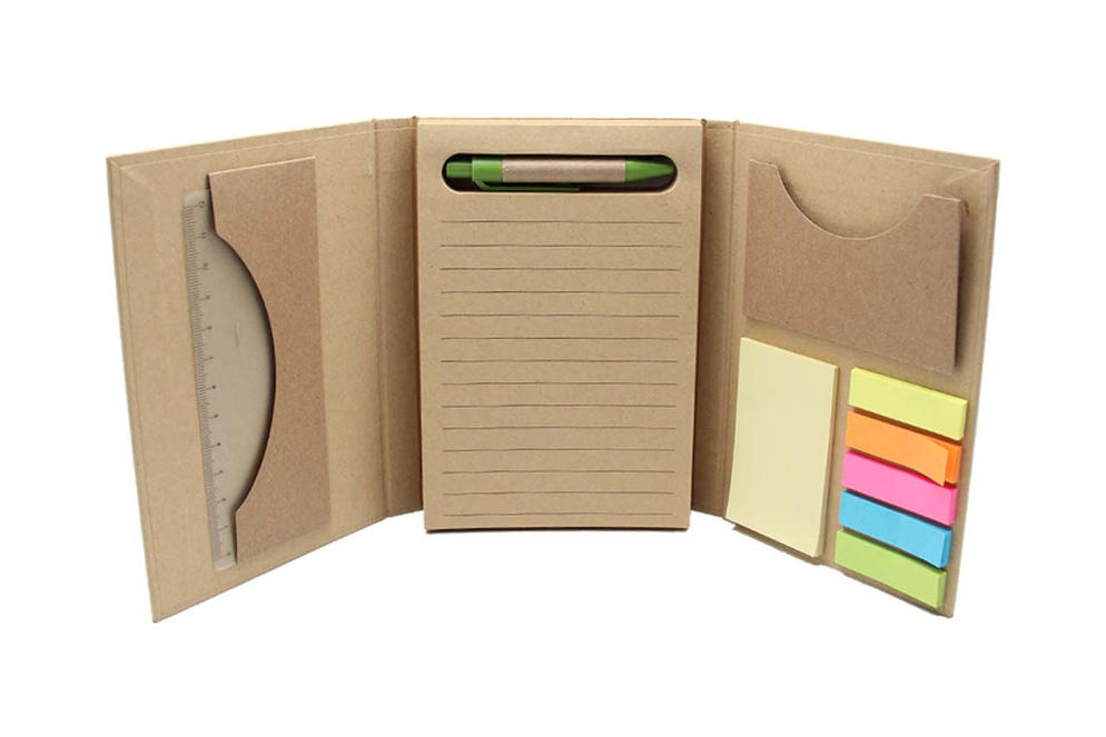 S111  Eco Notepad Set