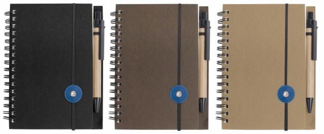 GP104 Eco Notebook with Pen