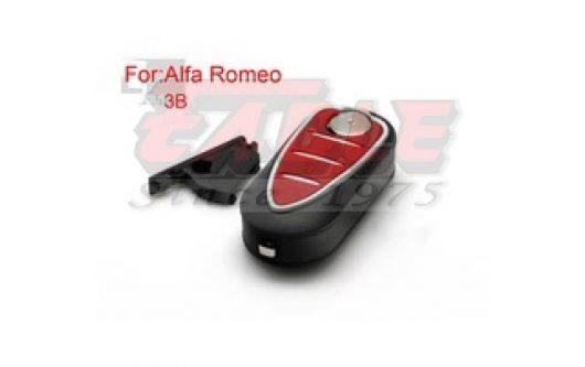 ALFKS000130 Alfa Romeo Flip Key Shell 3 button SIP22