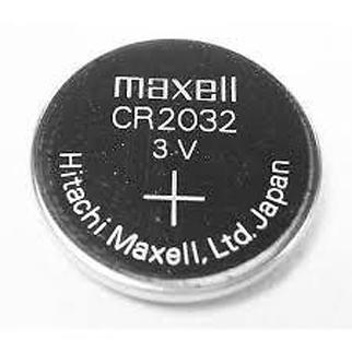 MAXBA002032 Maxell Battery CR2032