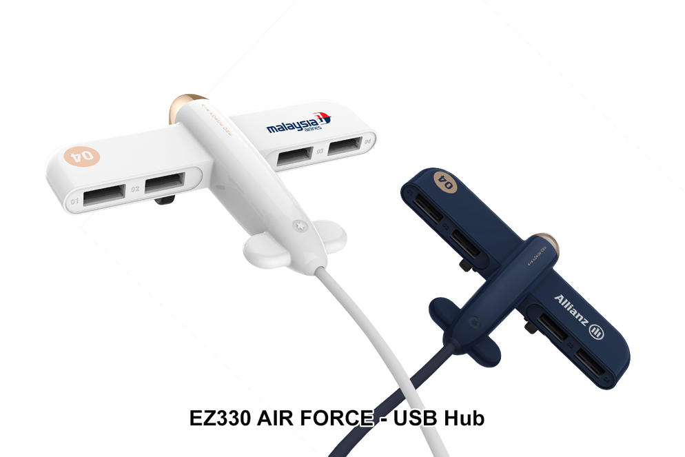 EZ330 AIR FORCE - USB Hub