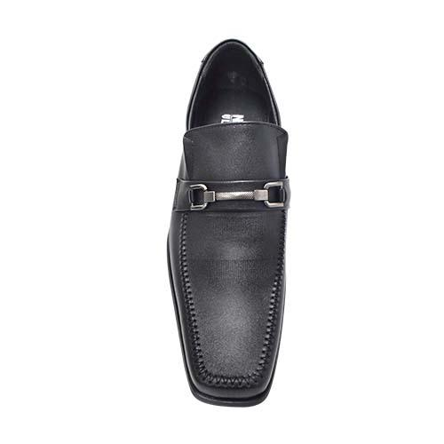 NEWMEN - Men Executive Shoe (MS 9208) Black